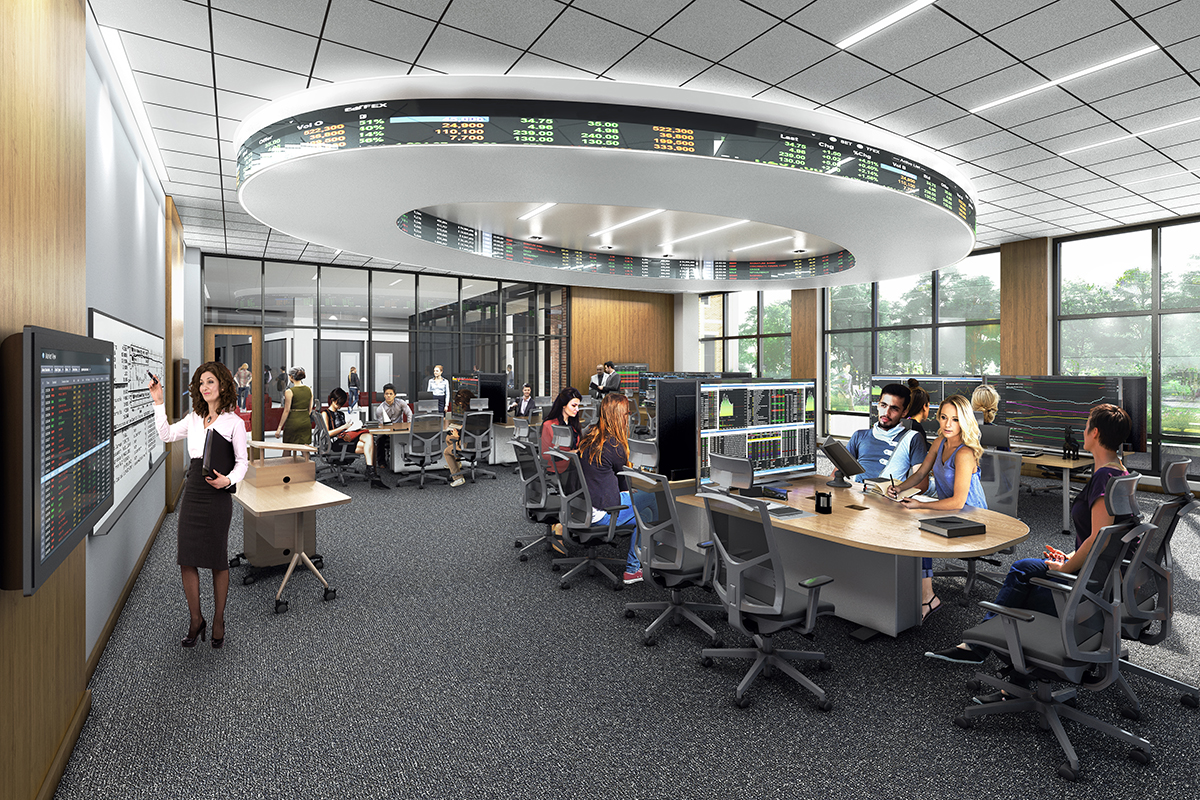 LH Trading Room